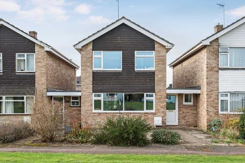 3 bedroom detached house for sale - Farmers Close, Witney