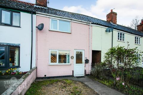 2 bedroom terraced house for sale - Ditchingham Dam, Ditchingham, Bungay