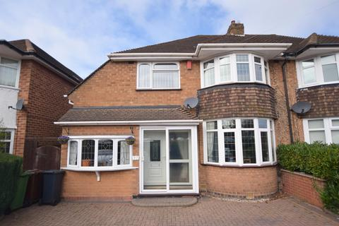 3 bedroom semi-detached house for sale - Richmond Road, Solihull, B92 7RR