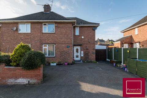 3 bedroom semi-detached house for sale - Theobald Road, NR1