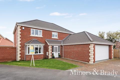 4 bedroom detached house for sale - Kings Drive, Bradwell