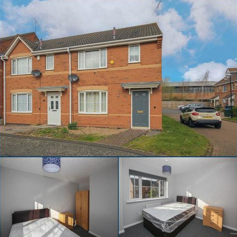 3 bedroom semi-detached house to rent - Parkside, Coventry CV1