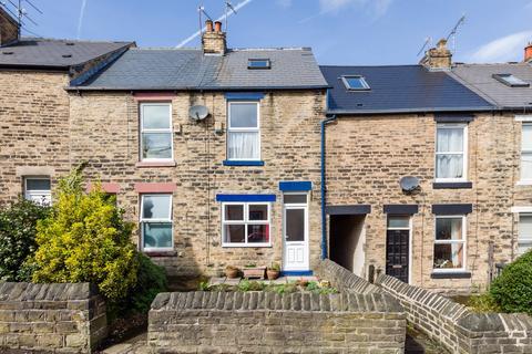 2 bedroom terraced house to rent - Bradley Street, Crookes, Sheffield