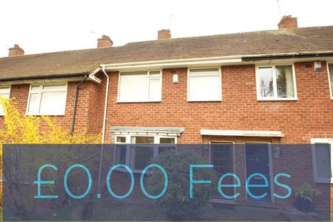 3 bedroom terraced house to rent - Cadleigh Gardens, Harborne, Birmingham, B17 0QB