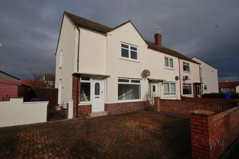 2 bedroom end of terrace house for sale - 8 Whiteside Road, PRESTWICK, KA9 1DX