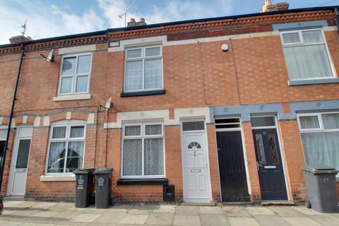 2 bedroom terraced house to rent - Denmark Road, Leicester
