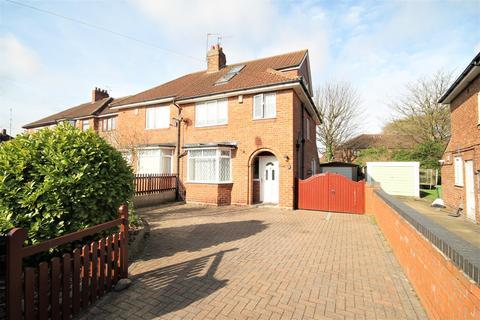 4 bedroom semi-detached house for sale - Millfield Avenue, York, North Yorkshire, YO10 3AA