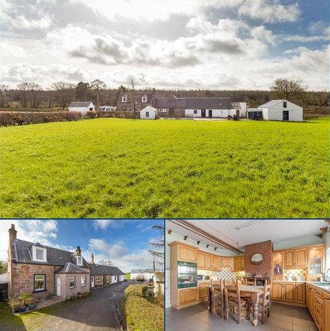 Farm for sale - Hillend Of Heateth, By Auchinleck, Cumnock, East Ayrshire, KA18