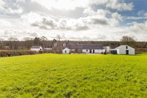 Farm for sale - Hillend Of Heateth, By Auchinleck, Cumnock, East Ayrshire, KA18