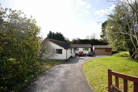 3 bedroom detached bungalow for sale - WEST HILL ROAD, WEST HILL