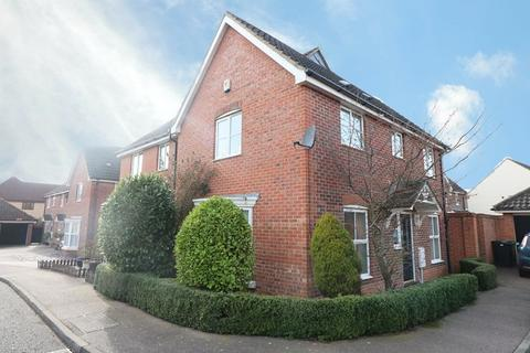 3 bedroom semi-detached house for sale - Petty Spurge Square, Wymondham