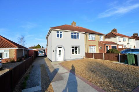 3 bedroom semi-detached house for sale - Links Avenue, Hellesdon, NR6