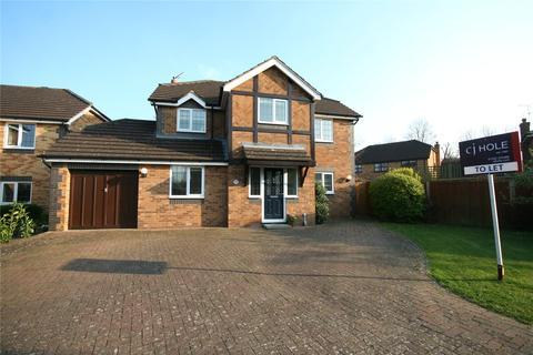 4 bedroom detached house to rent - Redgrove Park, Cheltenham, Gloucestershire, GL51