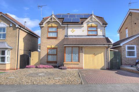 4 bedroom detached house for sale - Partridge Close, Bridlington, YO15 3LQ