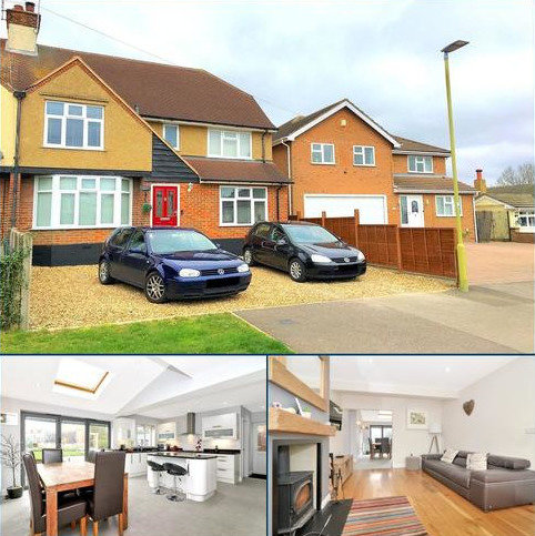 4 bedroom semi-detached house for sale - Trowley Rise, Abbots Langley, Hertfordshire, WD5