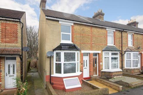 2 bedroom end of terrace house to rent - Campbell Road, Maidstone, ME15