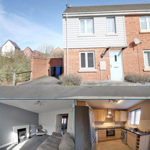 2 bedroom detached house to rent - Poundlock Avenue, Hanley