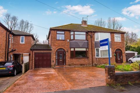 3 bedroom semi-detached house to rent - Leconfield Road, Eccles, Manchester, M30 8JG