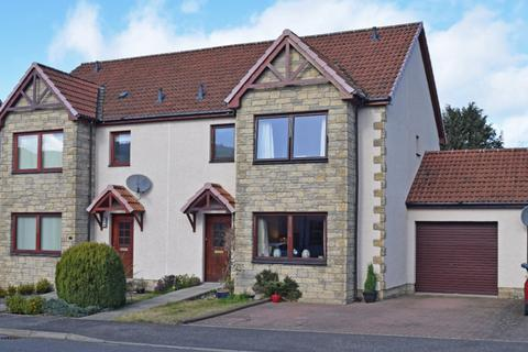 3 bedroom semi-detached house for sale - Provost Mains, Abernethy, Perthshire, PH2 9GE
