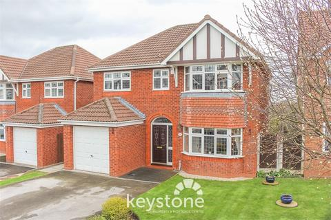 4 bedroom detached house for sale - Forest Walk, Buckley, Flintshire. CH7 3AR