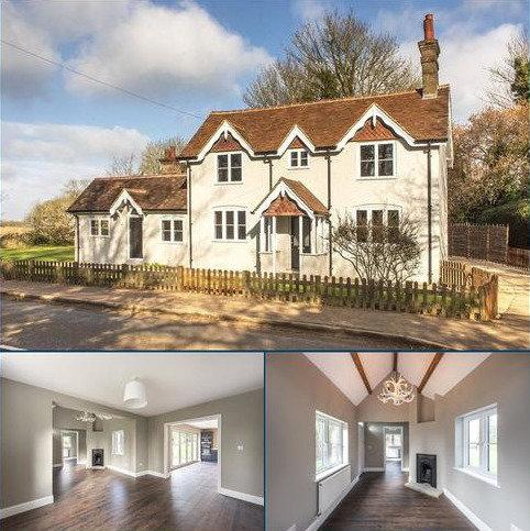 4 bedroom detached house for sale - Station Road, Tring, Hertfordshire, HP23