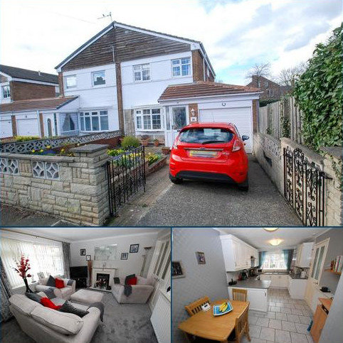 3 bedroom semi-detached house for sale - Candlish Street, South Shields