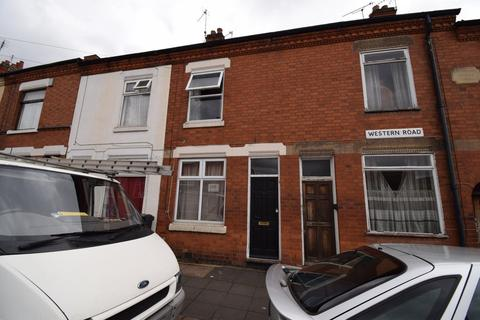 3 bedroom terraced house for sale - Western Road, West End, Leicester