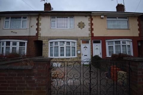3 bedroom terraced house for sale - Swainson Road, Northfields, Leicester