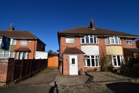 3 bedroom semi-detached house for sale - Oadby Road, Wigston, Leicester