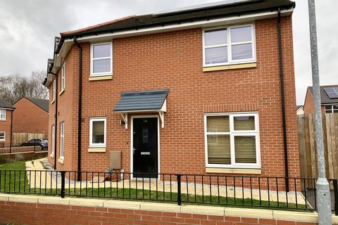 3 bedroom semi-detached house to rent -  Woodpecker Road,  Manchester, M21