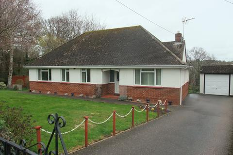 3 bedroom detached bungalow for sale - Hulham Road, Exmouth