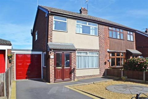 3 bedroom semi-detached house for sale - Rutland Drive, Middlewich, Middlewich