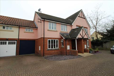 3 bedroom house for sale - Jefferson Close, Lexden, Colchester