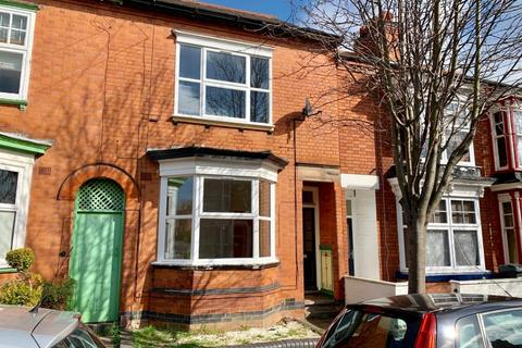5 bedroom terraced house to rent - Cambridge Street, Leicester LE3 0JR