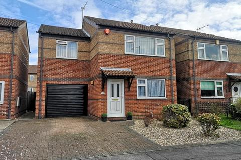 3 bedroom detached house for sale - March Close, Nottingham, NG5