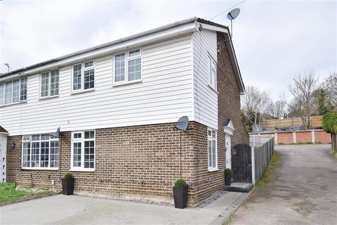 3 bedroom end of terrace house for sale - Ploughmans Way, Rainham, Gillingham, Kent