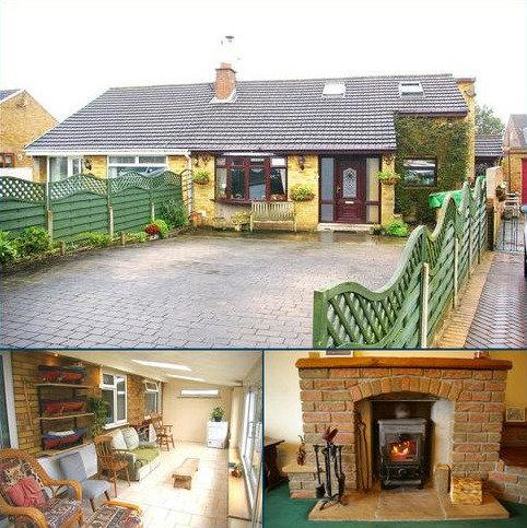 4 bedroom semi-detached bungalow for sale - BALLAS CLOSE, NORTH CORNELLY, BRIDGEND CF33