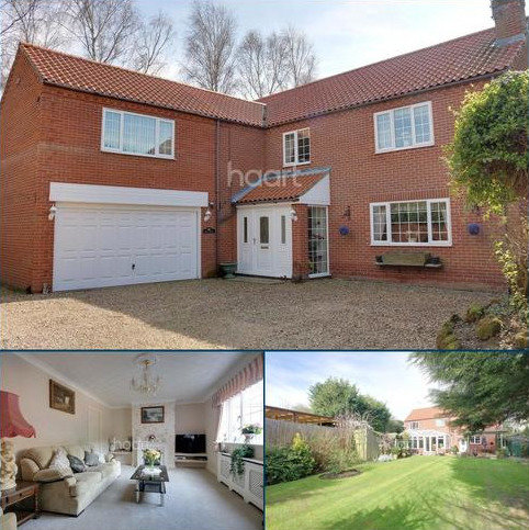 4 bedroom detached house for sale - Chalk Road, Walpole St Peter