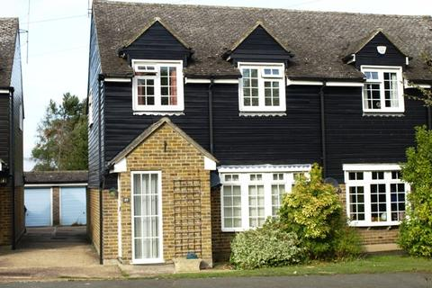 3 bedroom semi-detached house to rent - Mill Road, Stock CM4