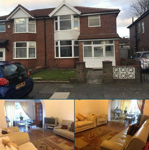 4 bedroom semi-detached house to rent - Skelton Avenue, Longsight, Manchester, m13 M13