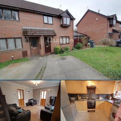 3 bedroom end of terrace house for sale - FFordd Y Bedol, Coed y Cwm