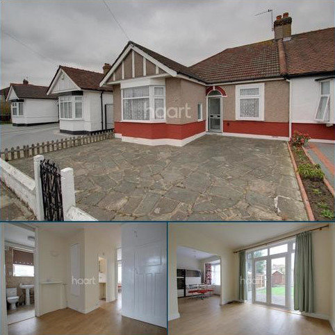 2 bedroom bungalow to rent - Kelston Road - Clayhall - IG5