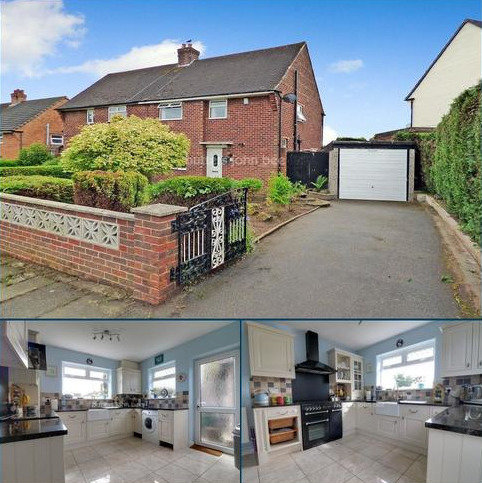 3 bedroom semi-detached house for sale - Crossfield Ave, Winsford