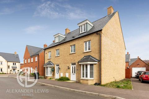 4 bedroom semi-detached house for sale - Willowherb Way, Stotfold