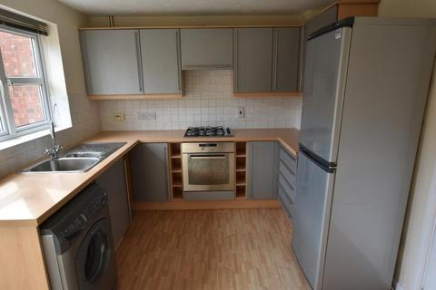 2 bedroom end of terrace house to rent - Carrington Point, Nottingham NG5 1QT