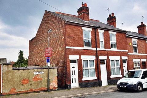 2 bedroom terraced house to rent - Farm Street, Derby