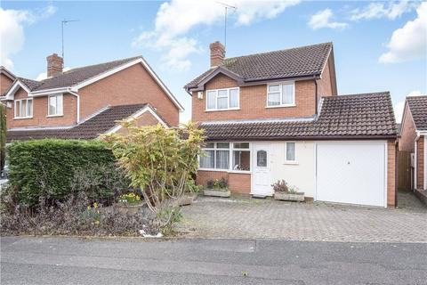 3 bedroom detached house for sale - Icknield Drive, West Hunsbury, Northamptonshire