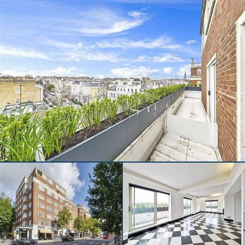 2 bedroom penthouse for sale - Troy Court, Kensington High Street, London, W8