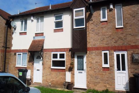 2 bedroom terraced house to rent - Burges Place, Cardiff, South Glamorgan
