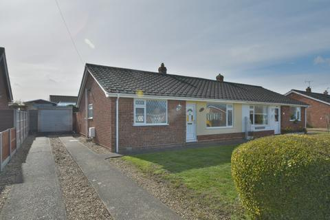 3 bedroom semi-detached bungalow for sale - Lovat Close, Harleston